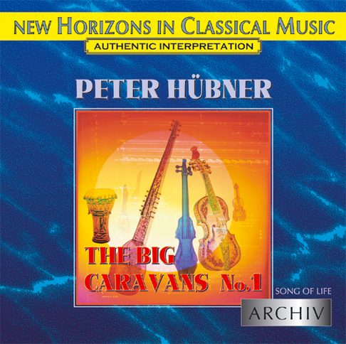 Peter Hübner - The Big Caravans No. 1