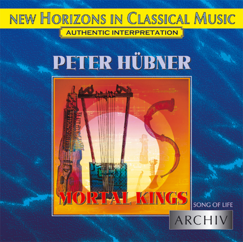Peter Hübner - Mortal Kings