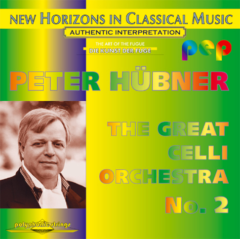 Peter Hübner - Celli Orchestra No. 2