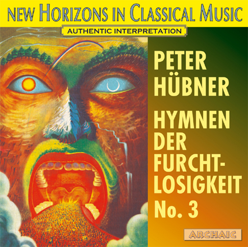 Peter Hübner - Hymns of Fearlessness - No. 3