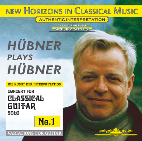 Peter Hübner - No. 1