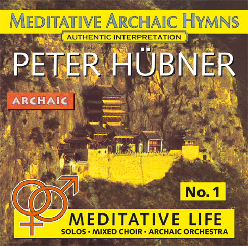 Peter Hübner - Meditative Life Mixed Choir No. 1