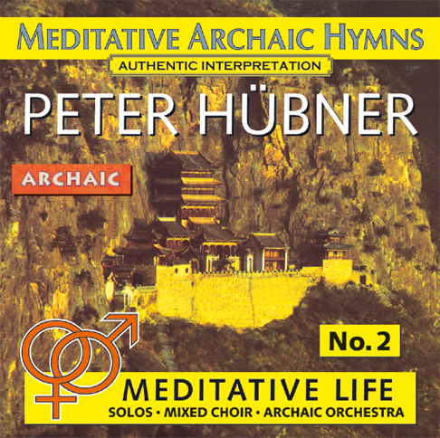 Peter Hübner - Meditative Life Mixed Choir No. 2