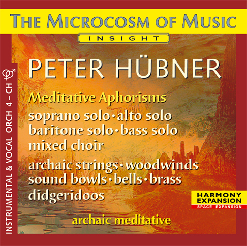Peter Hübner - The Microcosm of Music - Mixed Choir No. 4