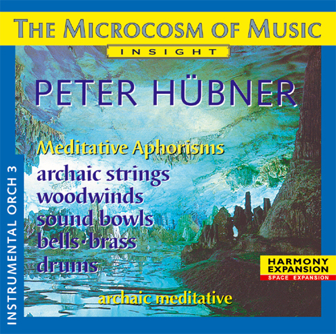 Peter Hübner - The Microcosm of Music - Instrumental No. 3