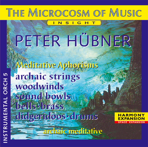Peter Hübner - The Microcosm of Music - Instrumental No. 5