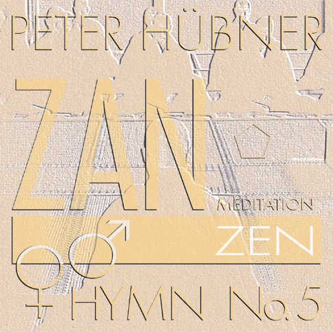 Peter Hübner - Zen Hymns - Mixed Choir No. 5