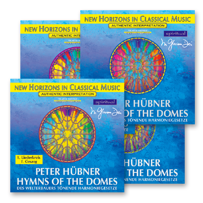 Peter Hübner - 1st Cycle · 4 CDs