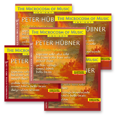 Peter Hübner - Mixed Choir