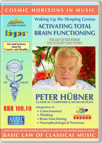 Peter Hübner - Waking Up the Sleeping Genius<br>RRR 108 No. 10
