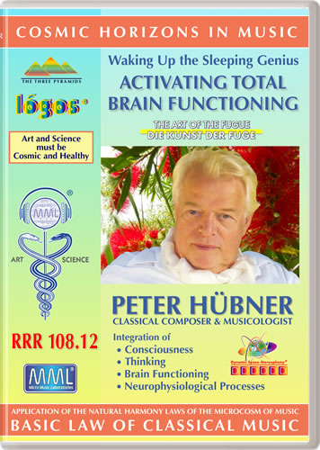 Peter Hübner - Waking Up the Sleeping Genius<br>RRR 108 No. 12