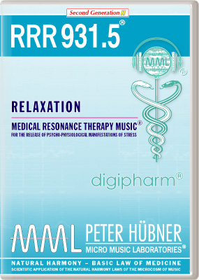 Peter Hübner - RRR 931 Relaxation • No. 5