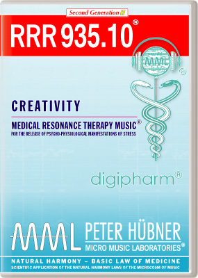 Peter Hübner - RRR 935 Creativity • No. 10