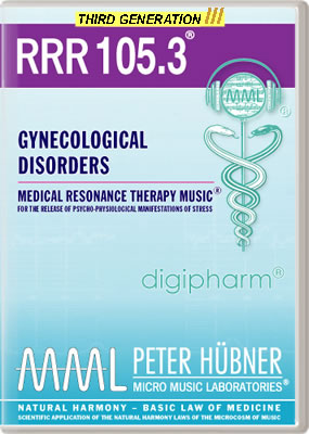 Peter Hübner - RRR 105 Gynecological Disorders No. 3