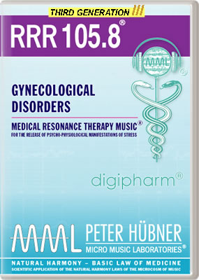 Peter Hübner - RRR 105 Gynecological Disorders No. 8