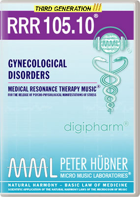 Peter Hübner - RRR 105 Gynecological Disorders No. 10