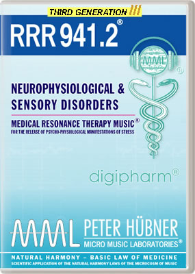 Peter Hübner - RRR 941 Neurophysiological & Sensory Disorders No. 2
