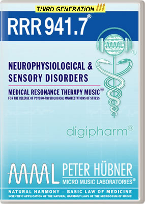 Peter Hübner - RRR 941 Neurophysiological & Sensory Disorders No. 7
