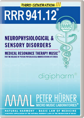 Peter Hübner - RRR 941 Neurophysiological & Sensory Disorders No. 12