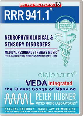Peter Hübner - RRR 941 Neurophysiological & Sensory Disorders No. 1