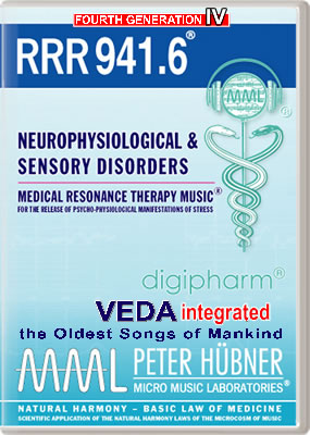 Peter Hübner - RRR 941 Neurophysiological & Sensory Disorders No. 6