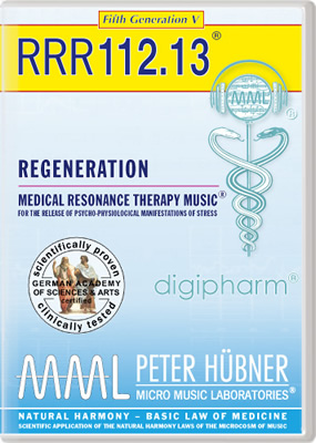 Peter Hübner - Medical Resonance Therapy Music